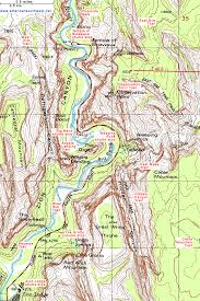map of zion national park topographic map of zion zion national park springdale utah