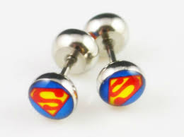 superman earrings cheap earrings superman find earrings superman deals on line at