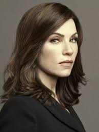 julianna margulies new hair cut still of julianna margulies in the good wife 2009 like the