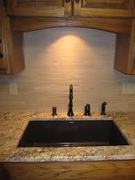 travertine slate mosaic random tile kitchen backsplash free granite composite sink kitchen top travertine backsplash and moen piece faucet