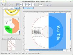 cd label creator for mac create dvd cd labels mac cd label maker