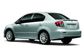 2012 suzuki sx4 information and photos zombiedrive
