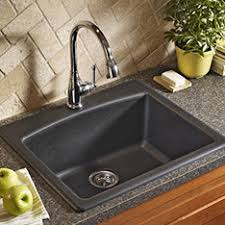 Black Kitchen Sink Lowes Kitchen Design - Kitchen sink lowes