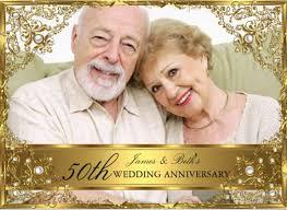 50th wedding anniversary invitations 22 anniversary invitation templates free sle exle