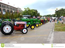 Iowa State Fair Map by Tractor Display Iowa State Fair Editorial Photo Image 58499296
