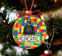 personalized tree ornament page 1