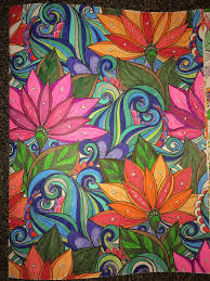 from floral wonders color art for everyone color art floral and