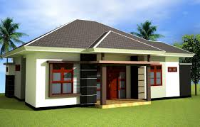 Cad House Modern White Nuance Of The Modern Cad House That Can Be Decor With