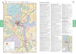 nevada road map nevada road recreation atlas benchmark maps