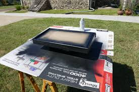 Semi Gloss Black Spray Paint The Deepbrew 40 Breeder 20 Long Build Reef2reef Saltwater And