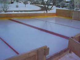 How To Make An Ice Rink In Your Backyard Homemade Ice Rink Quesnel Youtube