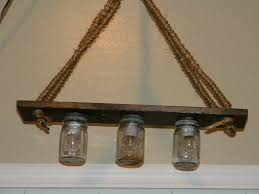 Hanging Light Fixture by Decorations Marvelous Creative Homemade Hanging Light Fixtures