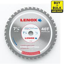 Circular Saw Blade For Laminate Flooring Shop Lenox 7 1 4 In 40 Tooth Continuous Carbide Circular Saw Blade