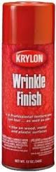 Krylon Textured Spray Paint - krylon wrinkle red textured spray finish 12 oz auto spray