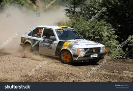 opel kadett rally car kocaeli turkey june 12 2016 yilmaz stock photo 441822724