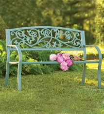 Metal Garden Flowers Outdoor Decor 59 Best Outdoor Benches Images On Pinterest Outdoor Benches