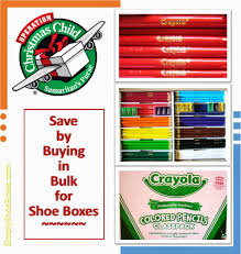 simply shoeboxes save by buying in bulk 480 colored pencils