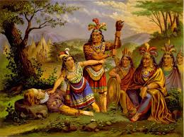 what really happened on thanksgiving fact or fiction pocahontas saves captain john smith