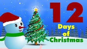12 days of carol hooplakidz tv