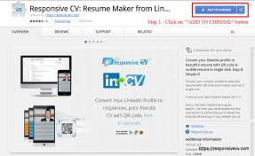 resume linkedin how to convert linkedin profile to neat looking resume