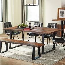 wooden dining room table shop dining tables at lowes com
