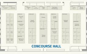 e3 2017s floorplans reveal big spots for sony nintendo and square