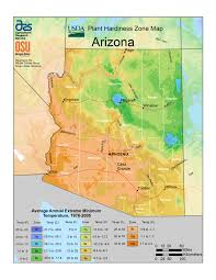 Map Of Tempe Arizona by When Can I Plant In Tempe Az