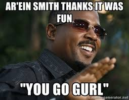 Martin Lawrence Meme - ar ein smith thanks it was fun you go gurl martin lawrence cool