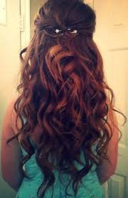 photo prom hairstyles for long hair down curly glamour ideas wavy