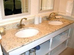 bathroom vanity granite countertop double sink top u2013 ballers life