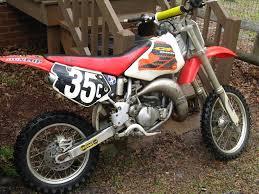 honda cr80r photo and video reviews all moto net