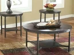 3 piece black coffee table sets cheap 3 piece coffee table sets thepalmahome com