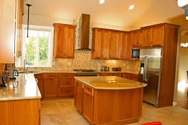 Red Mahogany Kitchen Cabinets Rosewood Honey Presidential Square Door 42 Inch Kitchen Wall