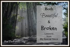 both beautiful u0026 broken lessons from my special niece for the