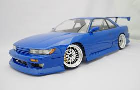nissan sileighty new s13 bn sports body kit from addiction rc for abc nissan s13