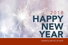 And New Year Holidays In The Sun Happy New Year Sundollar A C Heat