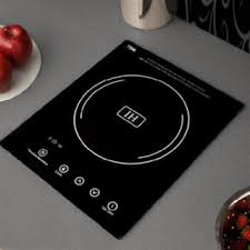 Compact Induction Cooktop Sinc1110 Summit Single Zone Built In Induction Cooktop