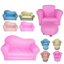 Toddler Sofa Set Children Kids Child Sofa Bedroom Furniture Armchair Couch Seat