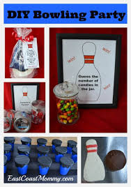 Diy Bowling Favors by Best 25 Bowling Themes Ideas On Bowling