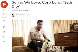 Corb Lund Official Website Songs We Corb Lund Sadr City Corb Lund Official Website