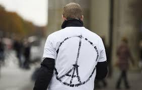 meet jean jullien the artist behind the u201cpeace for paris u201d symbol