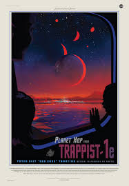 Delaware travel planet images Nasa just released travel posters for our new sister solar system jpg