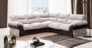 Cheap Sofas Uk Brogan Fabric Large Corner Sofa Brown U0026 Coffee 2c2 High Quality