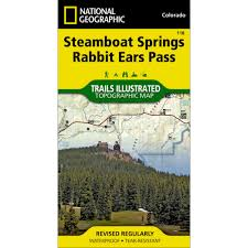 118 steamboat springs rabbit ears pass trail map national