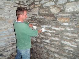 Block Basement Wall Repair by Basement Foundation Repair