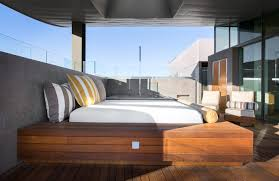 outdoor bed interior design ideas