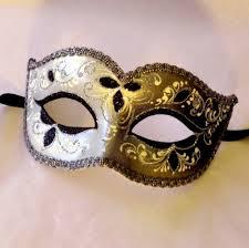 masquerade masks black silver mask italian made insignia masks murano