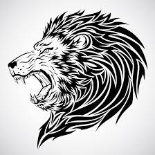 cartoon lion roaring cliparts co