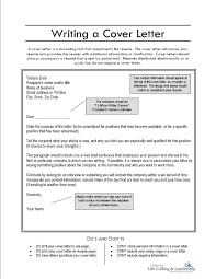 Fabulous How To Make A Cover Letter For A Resume