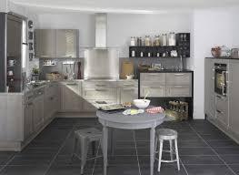 cuisine bois gris clair moderne lapeyre1 lzzy co
